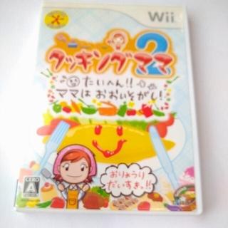 タイトー(TAITO)のクッキングママ 2 たいへん! ママは おおいそがし! Wii(家庭用ゲームソフト)