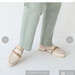 シマムラ(しまむら)のしまむら てら  かかとなし ローファー(ローファー/革靴)