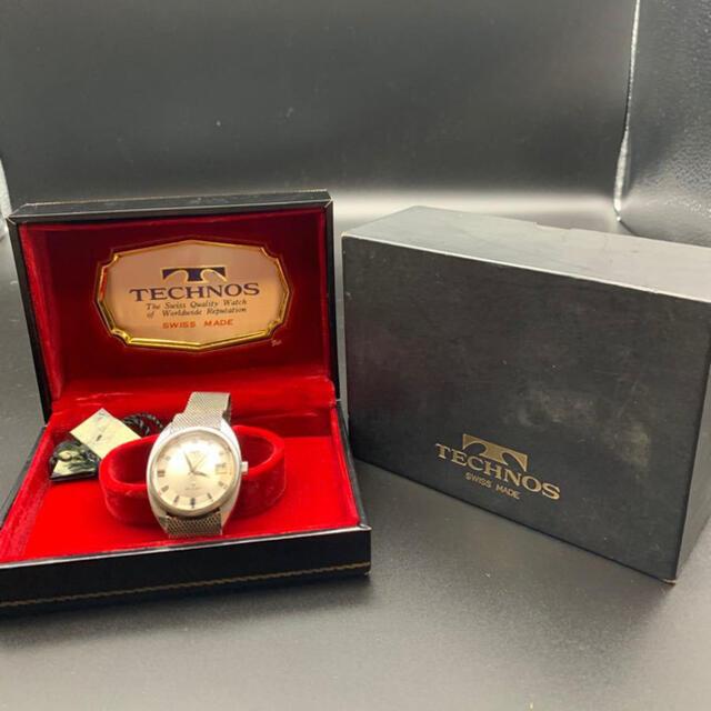 TECHNOS(テクノス)のTECHNOS テクノス SKY LIGHT スカイ ライト メンズの時計(腕時計(アナログ))の商品写真