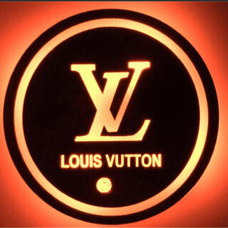 ルイヴィトン(LOUIS VUITTON)の残りわずか!★★光る!★激レア★ノベルティーLEDパッド】★★新品未使用品★(ノベルティグッズ)