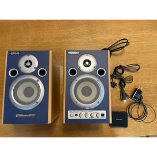 Roland - スピーカーと、Bluetooth受信機のセット