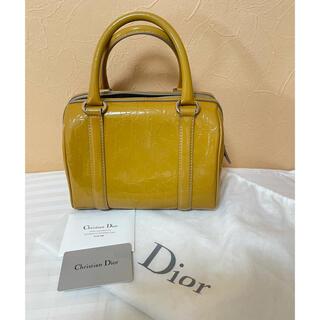 クリスチャンディオール(Christian Dior)のDior ビンテージハンドバッグ ミニボストン(ハンドバッグ)