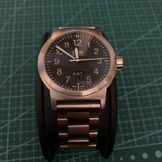 オリス(ORIS)のオリスBC3 スポーツマン デイデイト (腕時計(アナログ))