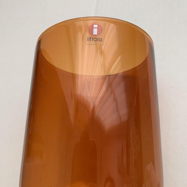 iittala(イッタラ)のイッタラ ランタン キャンドルホルダー コッパー コスメ/美容のリラクゼーション(キャンドル)の商品写真