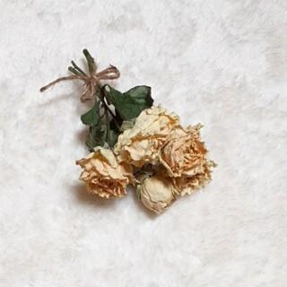 薔薇 バラ ミニスワッグ 花束(ドライフラワー)