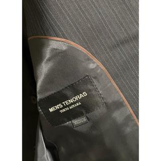メンズティノラス(MEN'S TENORAS)のメンズティノラス スリーピース Mサイズ 黒(セットアップ)
