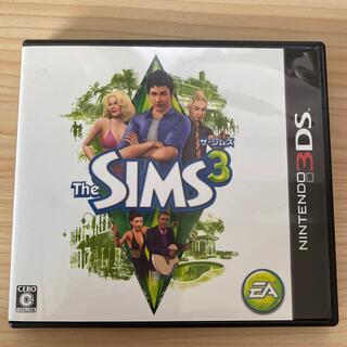 ニンテンドー3DS(ニンテンドー3DS)のザ・シムズ3 3DS(携帯用ゲームソフト)