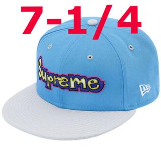 シュプリーム(Supreme)の7-1/4 Supreme Gonz New Era Cap シュプリーム(キャップ)