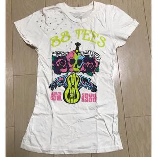 エイティーエイティーズ(88TEES)の88TEES Tシャツ 半袖 夏服 レディース キッズ ハワイ ドクロ ロック(Tシャツ(半袖/袖なし))