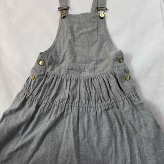 クロエ(Chloe)のクロエ ジャンパースカート 8y(ワンピース)