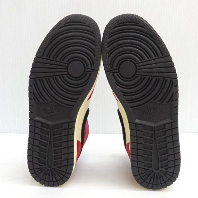 NIKE(ナイキ)のナイキ NIKE BLUETHEGREAT 新品 JORDAN 1 スニーカー メンズの靴/シューズ(スニーカー)の商品写真