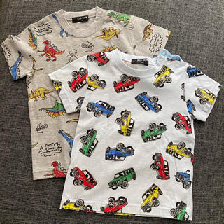 キッドブルー(KID BLUE)のKID BLUE/Tシャツセット size90(Tシャツ/カットソー)