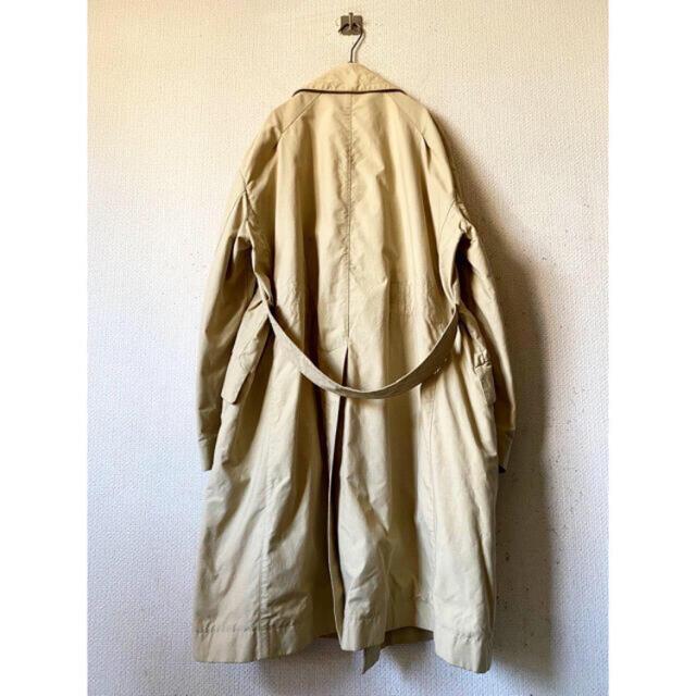 Marni(マルニ)の限界価格!MARNI マルニ 初期 超希少90年代ヴィンテージコート 48 メンズのジャケット/アウター(チェスターコート)の商品写真