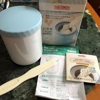 サーモス(THERMOS)のサーモス アイスクリームメーカー KDAー200(調理道具/製菓道具)