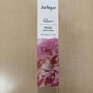 Jurlique - 【新品未使用】Jurlique ローズ ハンドクリーム 30ml