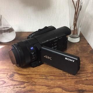 SONY - SONY FDR-AX700