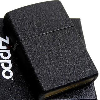ジッポー(ZIPPO)の(送料込み)ZIPPO◇ブラッククラックル◇新品◇ジッポ(タバコグッズ)