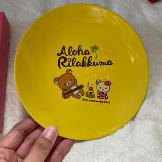 サンエックス(サンエックス)のリラックマ お皿 ローソン 2013(食器)