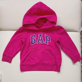 ベビーギャップ(babyGAP)のGAP パーカー 100(ジャケット/上着)