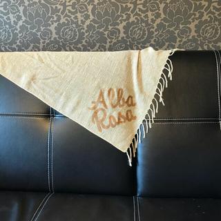 アルバローザ(ALBA ROSA)のALBA ROSA アルバローザ ショール スカーフ(バンダナ/スカーフ)