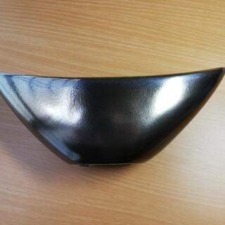 和風弓形花器(花瓶)