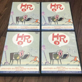 SMAP - 「HR」 DVD 全4巻 三谷幸喜 香取慎吾 篠原涼子 生瀬勝久