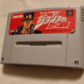 スーパーファミコン(スーパーファミコン)のジョジョの奇妙な冒険 シールうげかけ スーパーファミコン(家庭用ゲームソフト)