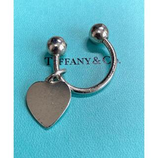 Tiffany & Co. - ティファニー キーリング ハートプレート
