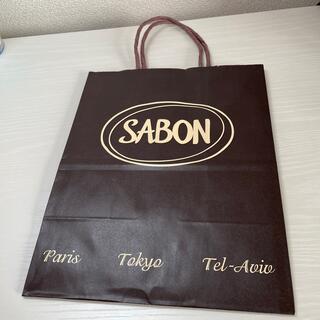 サボン(SABON)のサボン 紙袋(ショップ袋)
