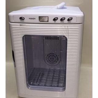 ベルソス VERSOS ポータブル冷温庫 25L VS-404WH(冷蔵庫)