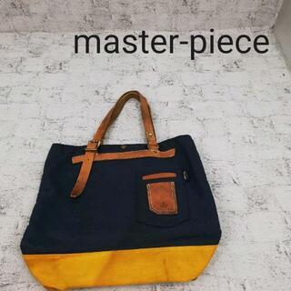 マスターピース(master-piece)のmaster-piece マスターピース カラーブロッキング トートバッグ(トートバッグ)