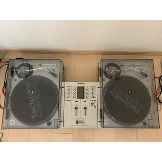 DJセット(ターンテーブル)