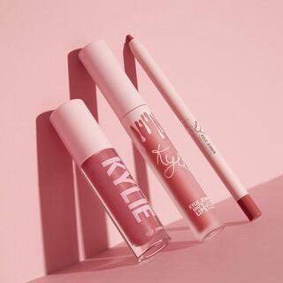 カイリーコスメティックス(Kylie Cosmetics)のKYLIE COSMETICS LIP SET(リップグロス)