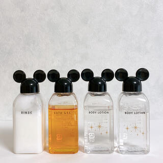 シセイドウ(SHISEIDO (資生堂))のエフティ資生堂 ボディーローション×2個 バスジェル リンス(ボディローション/ミルク)