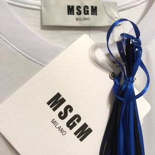 エムエスジイエム(MSGM)のMSGM #新品 Tシャツ(Tシャツ/カットソー(半袖/袖なし))