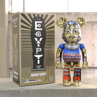 BE@RBRICK ANCIENT EGYPT 400%(その他)