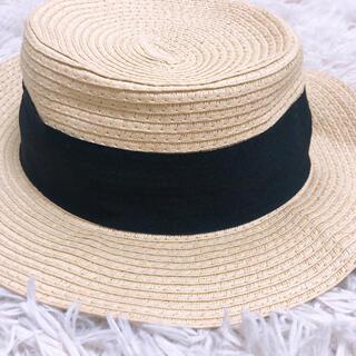 フリークスストア(FREAK'S STORE)の麦わら帽子 カンカン帽 ストローハット(麦わら帽子/ストローハット)