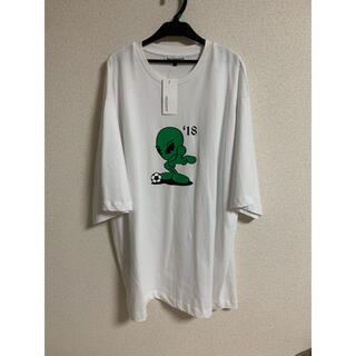 ジョンローレンスサリバン(JOHN LAWRENCE SULLIVAN)のGosha rubchinskiy ゴーシャ Tシャツ エイリアン 北村匠海(Tシャツ/カットソー(半袖/袖なし))