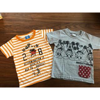 Disney - キッズ半袖Tシャツセット100cm
