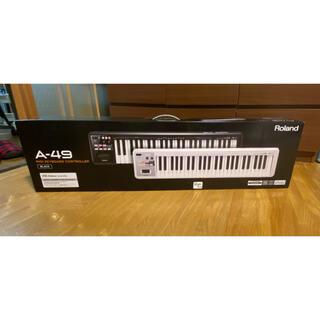 ローランド(Roland)の値下げしました!  MIDI keyboard controllerA-49(MIDIコントローラー)