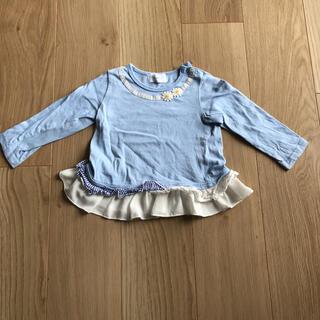 ウィルメリー(WILL MERY)の美品 WILLMERY サイズ90 (Tシャツ/カットソー)