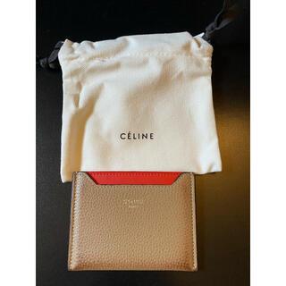 celine - celine カードケース 定期入れ