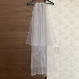 タカミ(TAKAMI)のショートベール(ウェディングドレス)