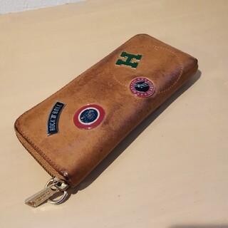 ヒステリックグラマー(HYSTERIC GLAMOUR)のki様専用 HYSTERIC GLAMOUR レザー長財布(財布)