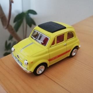 FIAT500 ミニカー(ミニカー)