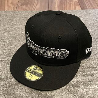 シュプリーム(Supreme)のSupreme Gonz Logo New Era シュプリーム 黒 ブラック(キャップ)