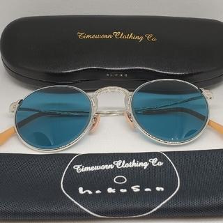 テンダーロイン(TENDERLOIN)の白山眼鏡店 Timeworn clothing 白山眼鏡 DEFENDER (サングラス/メガネ)