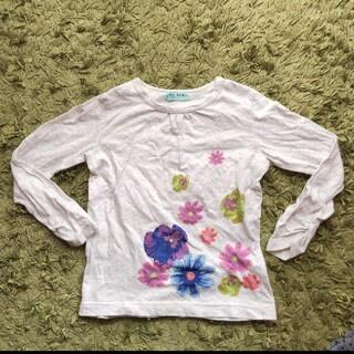 ハッカキッズ(hakka kids)のhakka kids ハッカ カットソー ロンT100サイズ(Tシャツ/カットソー)