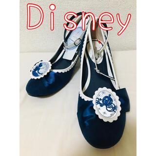 ディズニー(Disney)のDisney axes ファンタジータイムパンプス 【新品未使用】(ハイヒール/パンプス)