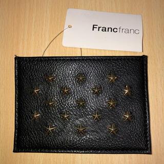 フランフラン(Francfranc)のFrancfrano フランフラン パスケース(パスケース/IDカードホルダー)